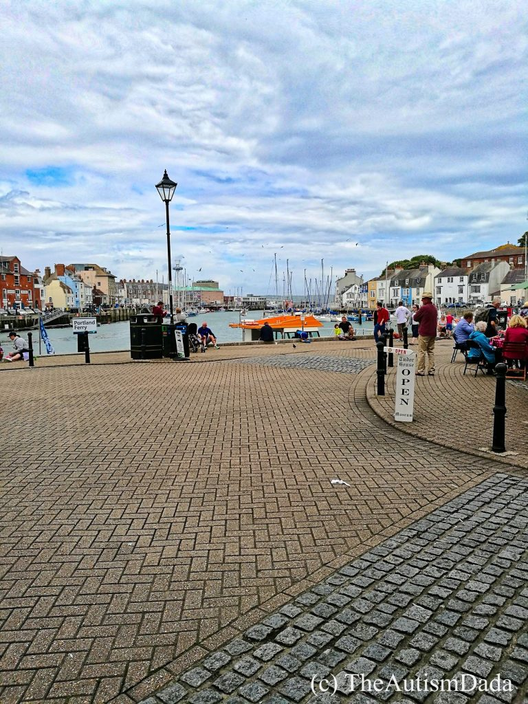 Weymouth Channel Front