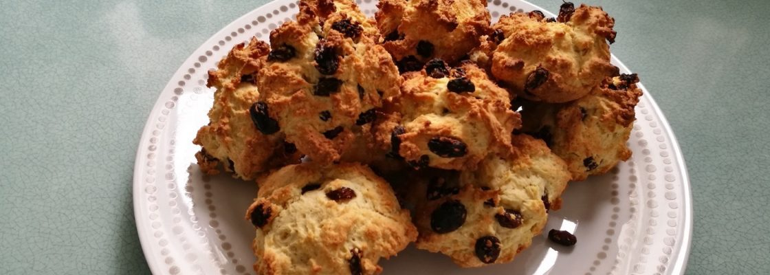 Time to cook Rock Cakes