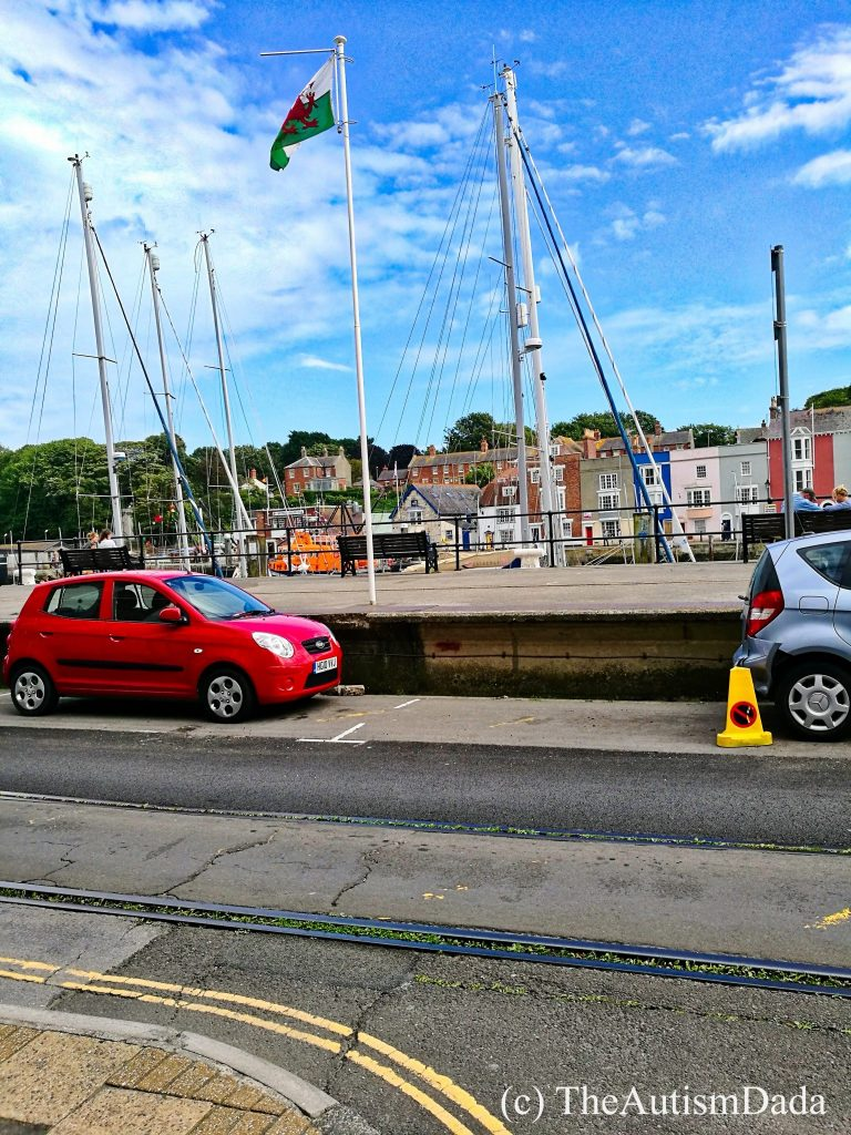 Weymouth Cars Parked