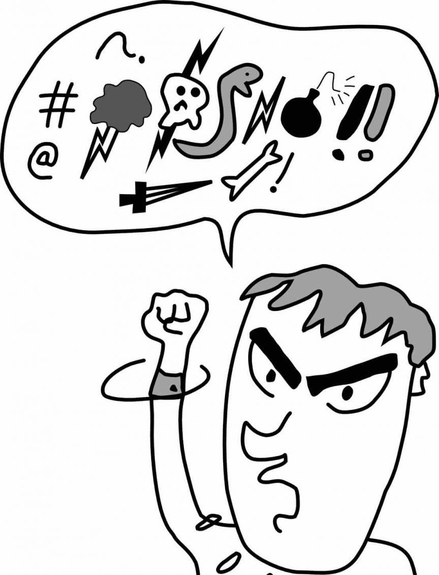 Swearing