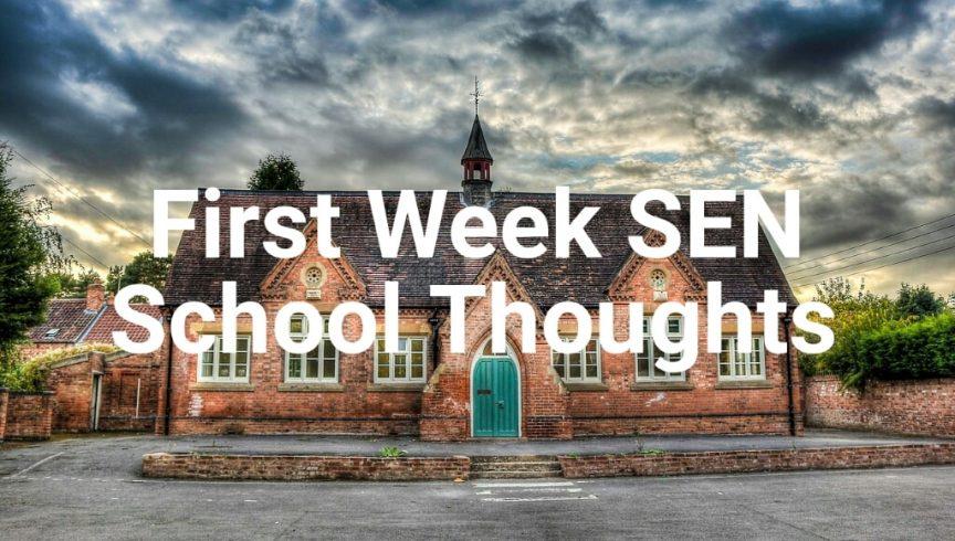 SEN SCHOOL