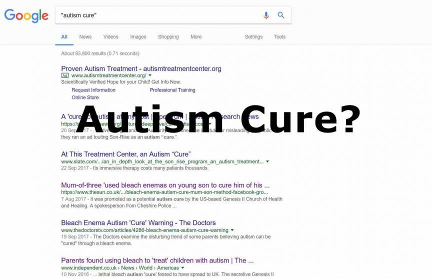 Autism Cure