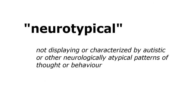 Why I hate the word 'Neurotypical'