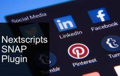 Top App and Plugin Friday – Nextscripts SNAP