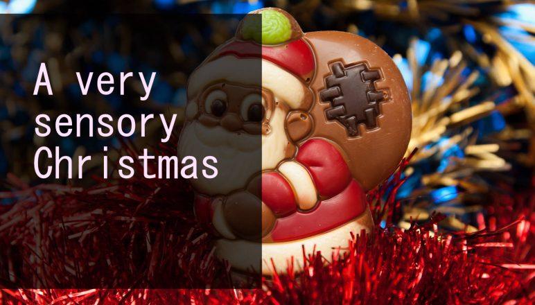 A very sensory Christmas