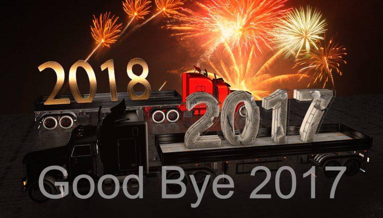 Bye Bye 2017 – A quick retrospective