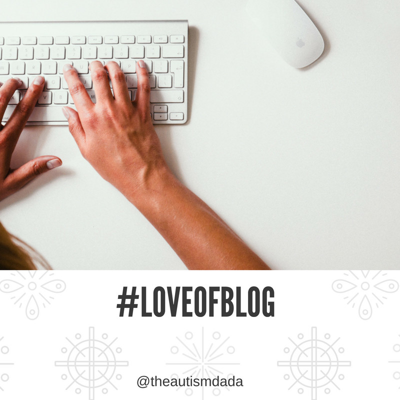Love Of Blog Badge