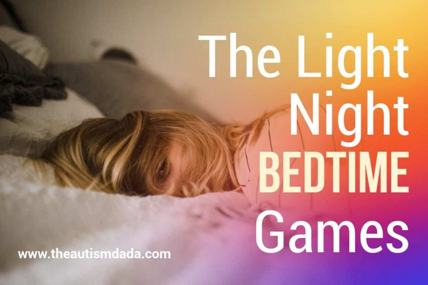 The Light Night Bedtime Games