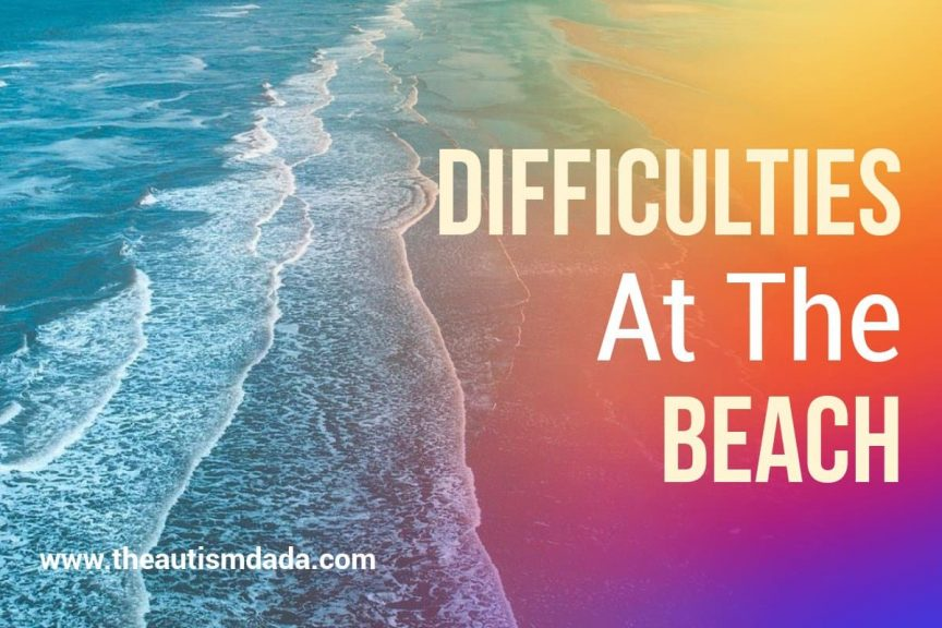 Difficulties At The Beach