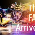 The Fair Arrives