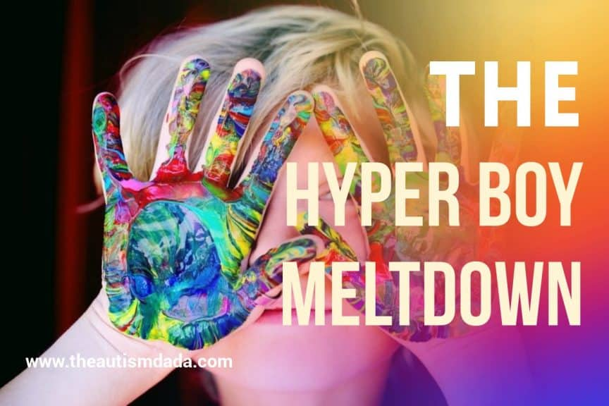 The Hyper Meltdown
