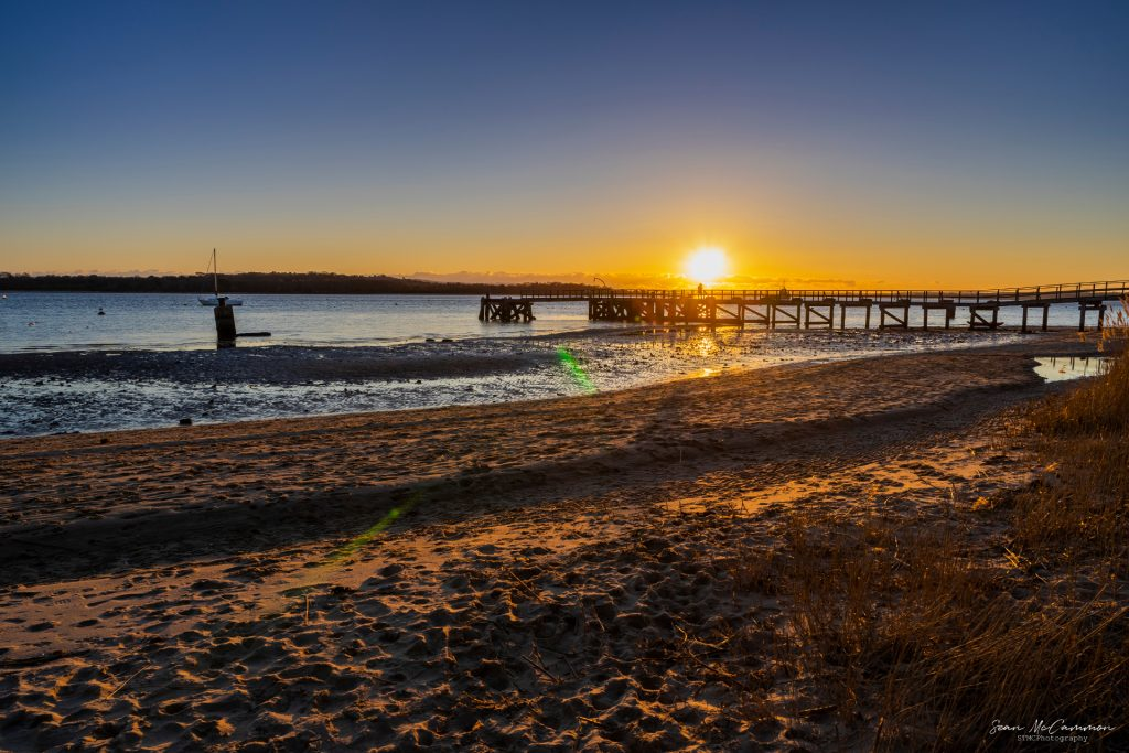 Lake Pier Vista