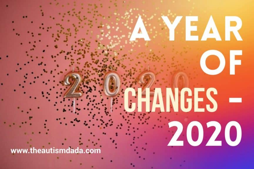Year of change - 2020