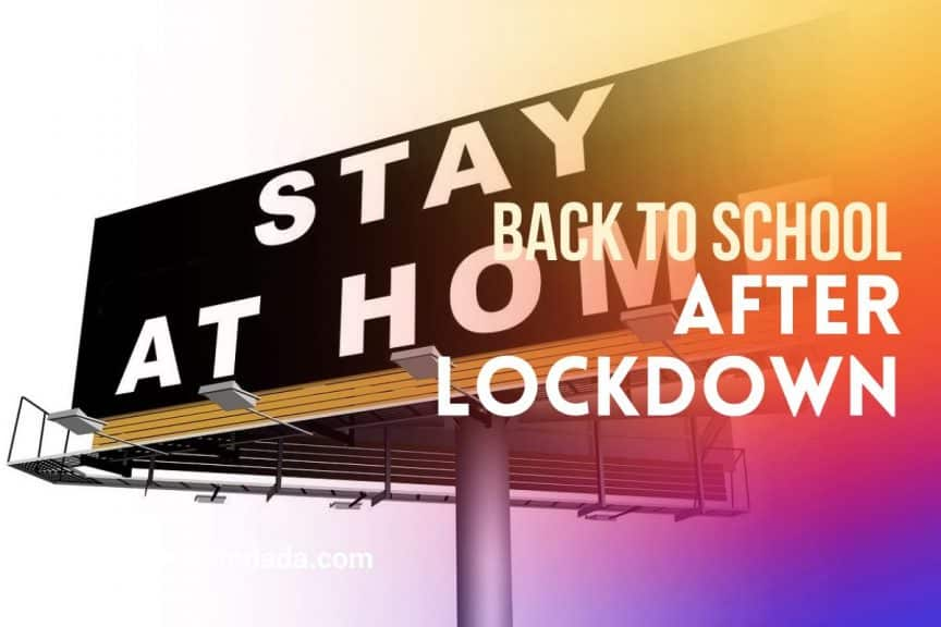 The Autism Dada - Back To School After Lockdown