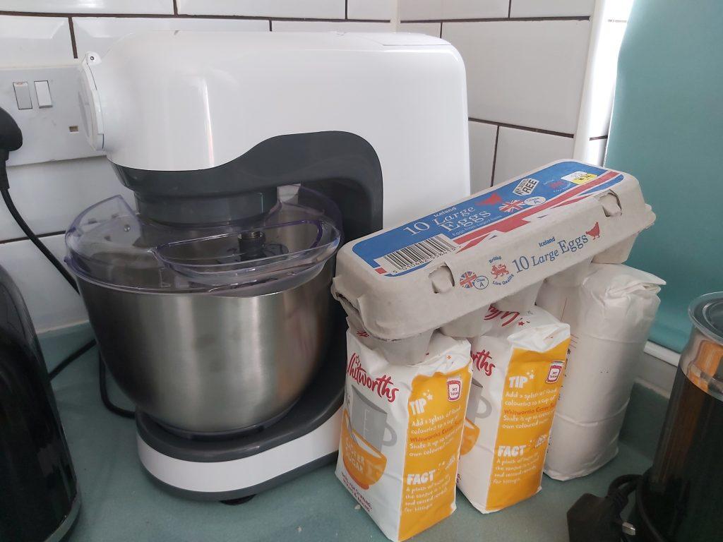 Cake Stand Mixer