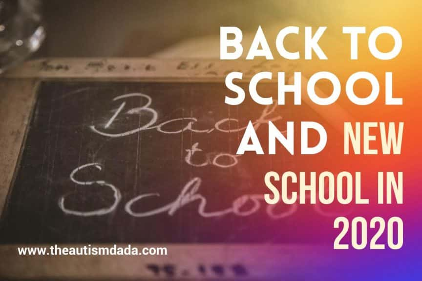 Back To School And New School In 2020